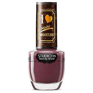 Esmalte Fortalecedor Studio 35 #FernandaBatalhadora - Coleção I Love Minha Manicure
