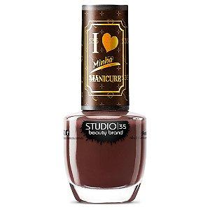 Esmalte Fortalecedor Studio 35 #AlineSincera - Coleção I Love Minha Manicure