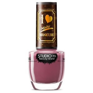 Esmalte Fortalecedor Studio 35 #ClaudiaCaprichosa - Coleção I Love Minha Manicure