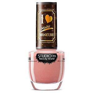 Esmalte Fortalecedor Studio 35 #AdrianaTalentosa - Coleção I Love Minha Manicure