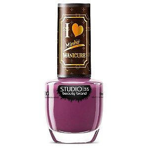 Esmalte Fortalecedor Studio 35 #MarciaGuerreira - Coleção I Love Minha Manicure