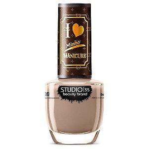 Esmalte Studio 35 #AmandaGenerosa - Coleção I Love Minha Manicure