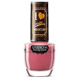 Esmalte Fortalecedor Studio 35 #JessicaHeroina - Coleção I Love Minha Manicure