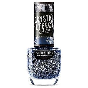 Esmalte Studio 35 #EstrelasnoCéu - Coleção Crystal Effect