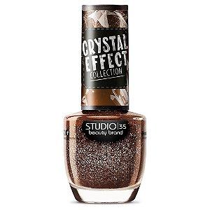 Esmalte Studio 35 #SQN - Coleção Crystal Effect