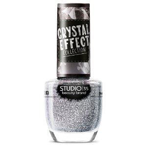 Esmalte Studio 35 #LuadeCristal - Coleção Crystal Effect
