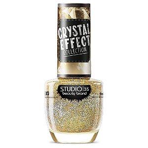 Esmalte Studio 35 #NãoOfuscaMeuBrilho - Coleção Crystal Effect