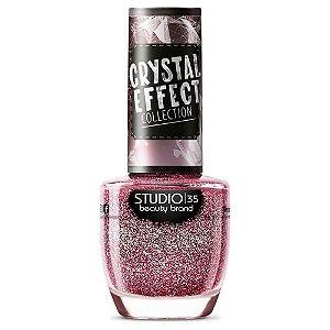 Esmalte Studio 35 #OMG - Coleção Crystal Effect