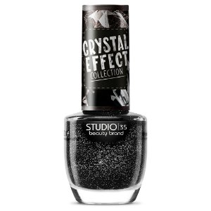 Esmalte Fortalecedor Studio 35 #DesceeArrasa - Coleção Crystal Effect