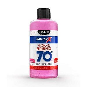 Álcool Gel Bacter-X 70% Antisséptico - Água de Coco - 100ml
