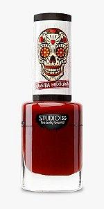 Esmalte Fortalecedor Studio 35 #SímboloSagrado - Coleção Caveira Mexicana