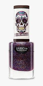 Esmalte Studio 35 #BoasEnergias - Coleção Caveira Mexicana