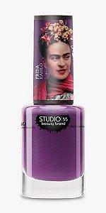Esmalte Fortalecedor Studio 35 #JamaisSubmissa - Coleção Frida Kahlo