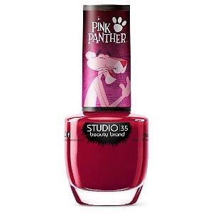 Esmalte Studio 35 #PanteraIronica - Coleção Pantera Cor de Rosa