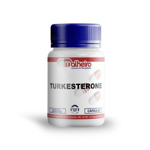 TURKESTERONE 500 MG CÁPSULAS