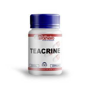 TEACRINE 100 MG CÁPSULAS