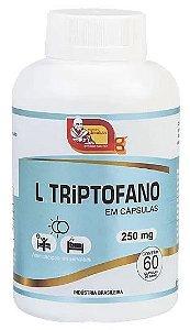 L - Triptofano 250 mg 60 cápsulas - Mosteiro Dévakan