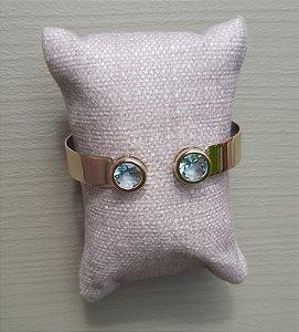 Bracelete Ponto de Luz - Áqua
