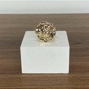 Anel Chapa - Dourado