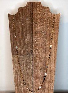 Colar de Confete Interligados - Longo - D