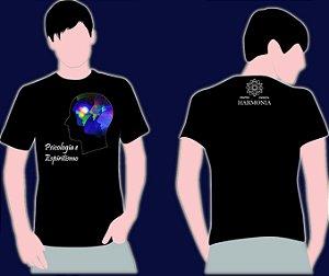 Camisa da XVI Semana Espírita Harmonia
