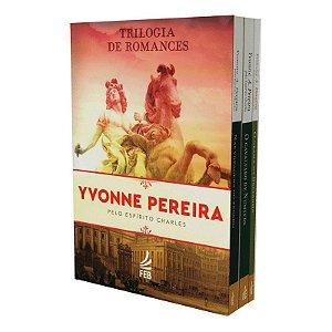Kit Trilogia De Romances Yvonne Pereira