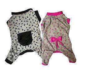 Pijama em Malha