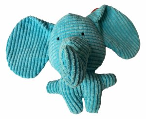 Elefante em pelúcia