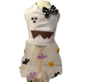 Vestido Fantasminha