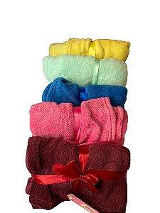 Cobertor em Microfibra