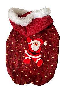 Jaqueta com Capuz Noel
