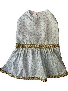 Vestido sombrinha