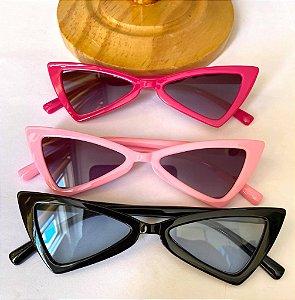 Óculos Triangular