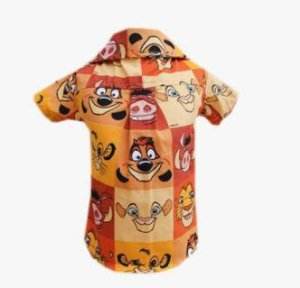 Camisa Rei Leão
