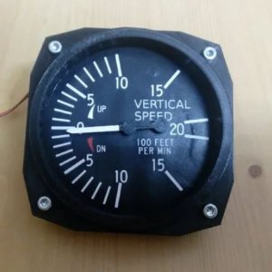 VSI Vertical Speed Indicator
