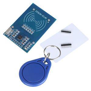 Leitor RFID 13,56 Mhz com chaveito e cartão
