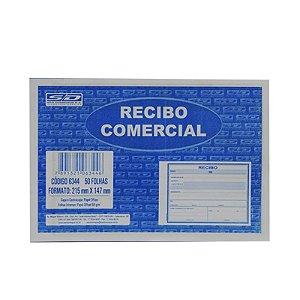 RECIBO COMERCIAL S/CÓPIA 50F