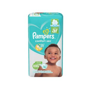 PAMPERS CONFORT SEC XXG