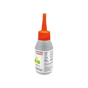 COLA SILICONE LÍQUIDA 100ML JOCAR OFFICE
