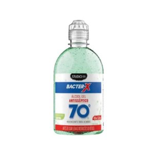 ÁLCOOL GEL 70% 450ML STUDIO 35 VERDE ALOE VERA