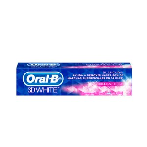 CREME DENTAL 3D WHITE BRILLIANT FRESH