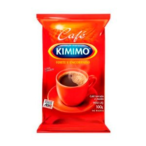 CAFÉ 100G KIMIMO ALMOFADA