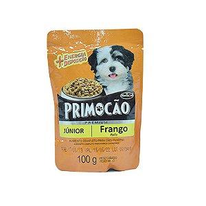 PRIMOCÃO SACHÊ FRANGO FILHOTE 100G