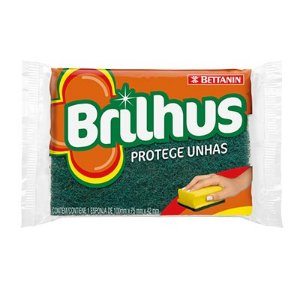 BRILHUS ESPONJA PROT UNHAS
