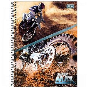 CADERNO 20 MATÉRIAS CD SUPERMAX