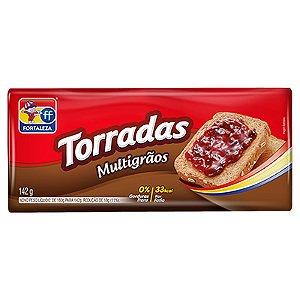 FORTALEZA TORRADAS MULTIGRAOS 160G