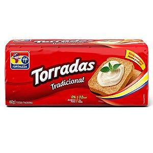 FORTALEZA TORRADAS TRADICIONAL 160G
