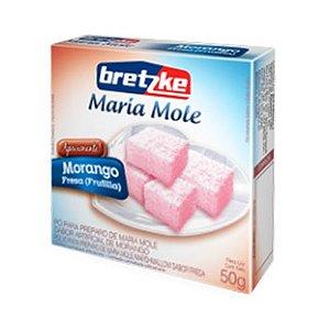 MARIA MOLE 50G MORANGO