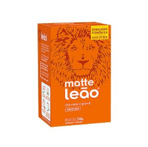 CHÁ LEÃO MATTE 250G NATURAL GRANEL