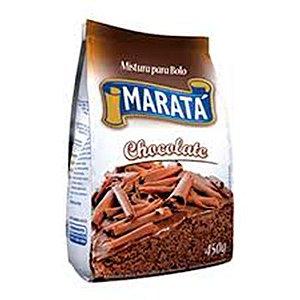 MISTURA BOLO 450G MARATÁ CHOCOLATE SACHÊ